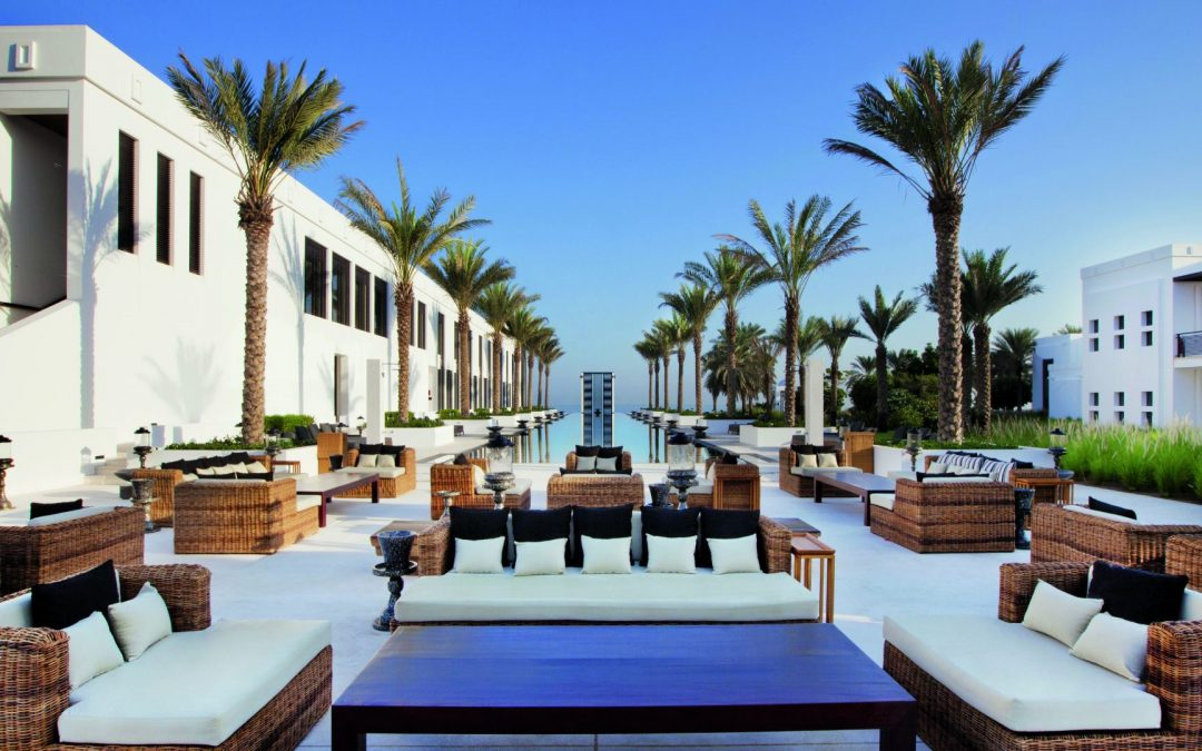 The Chedi, modern hotel in Oman