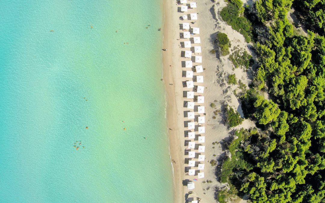Sani resort,  luxe vakantieparadijs in Griekenland