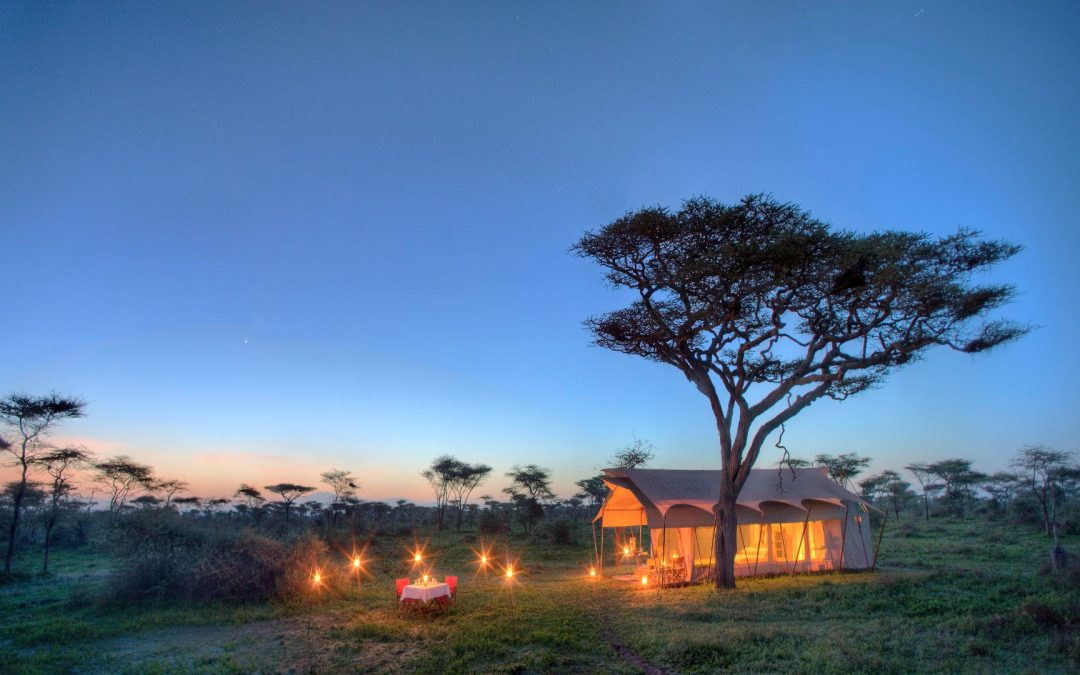 And Beyond Serengeti Under Canvas